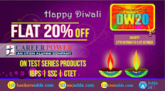 DIWALI SALE ON CP TEST SERIES
