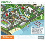 Visit GreenPeace EfficienCity