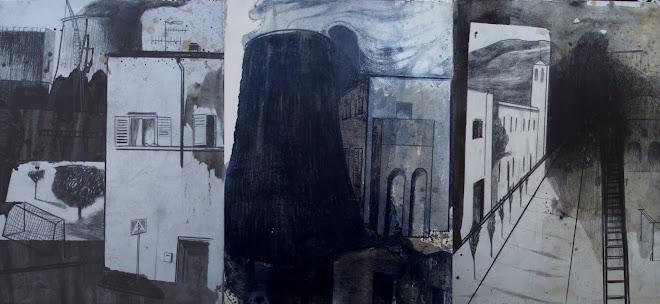 trittico per santa barbara