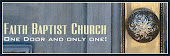 Faith Baptist Website
