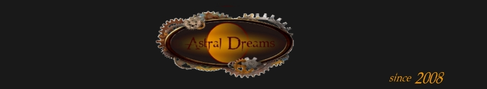 Astral Dreams Blog