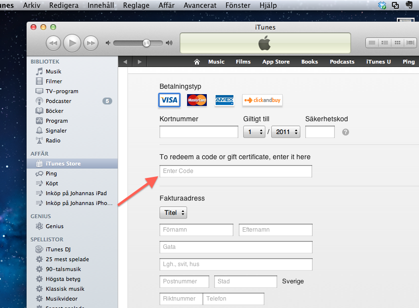 how to create a second apple id on itunes