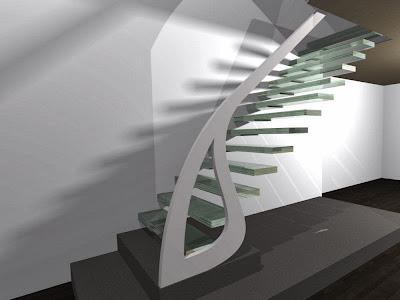 Gambar Tangga Rumah Minimalis