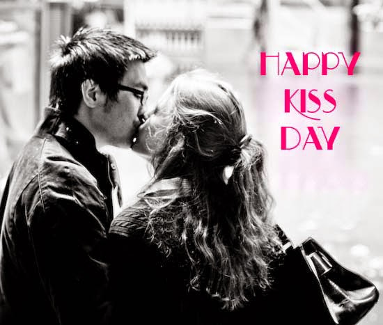 Happy Kiss Day Images 2015