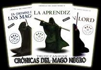 """Reseña de """"Las Crónicas del Mago Negro"""""""
