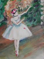 Degas Painting