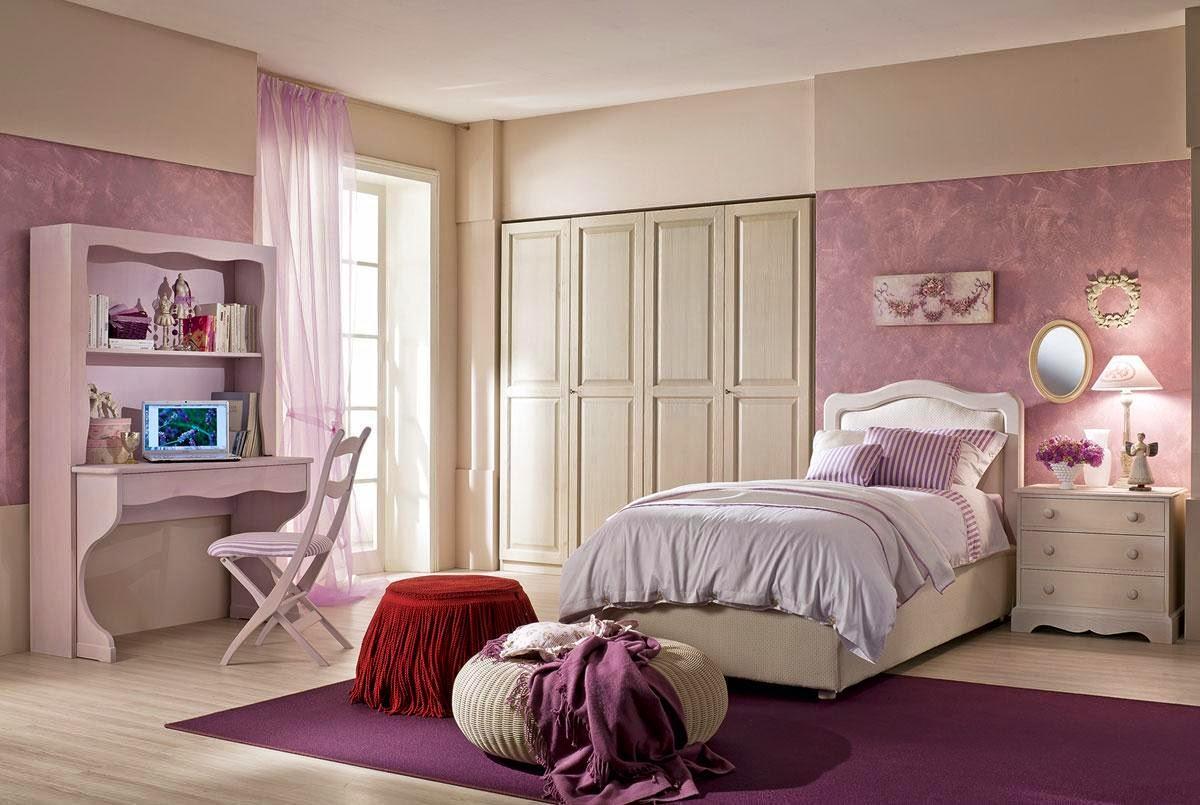 Cosmomum 9 camerette in stile provenzale for Camera da letto in stile cabina