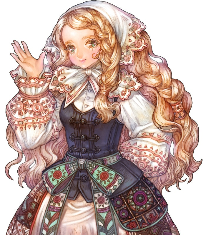 Tree of Savior Julla