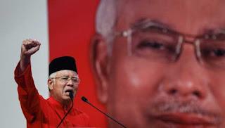 Formula '5K' Najib untuk selamatkan UMNO