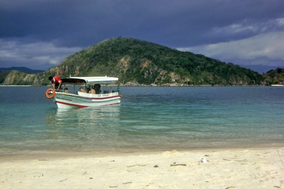 Pulau Bidadari Menjadi Khayalan Karena Keindahanya ...
