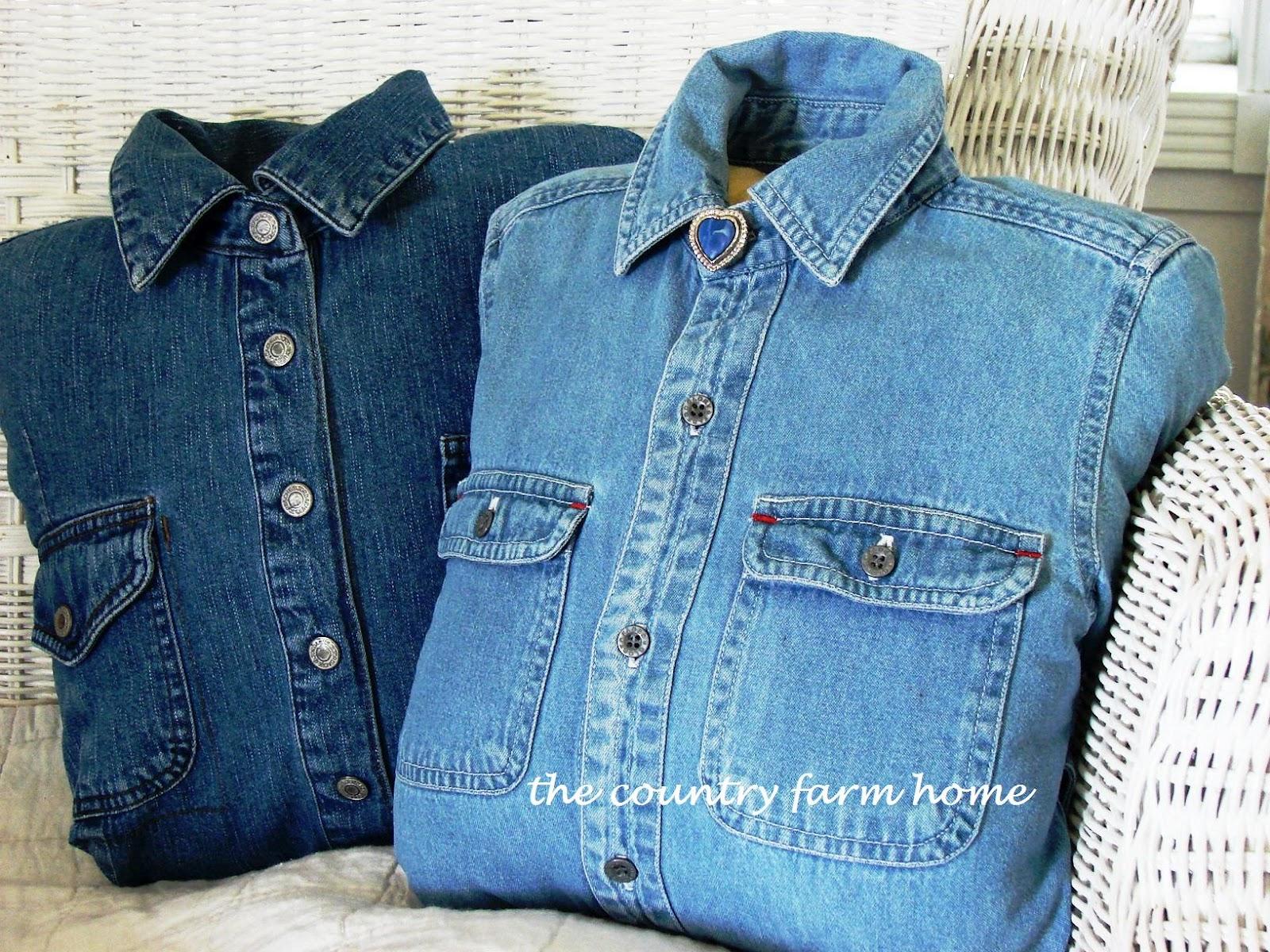 3000 идей переделки одежды из старой в стильную Look 57