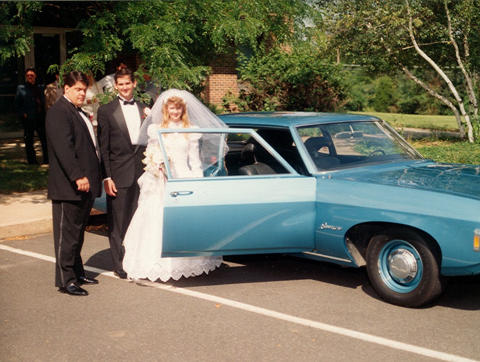 After The Wedding We Got Into My Husbands Old Classic Car And Went To Our Bishops House Who Also Happened Be Boss At Time Take