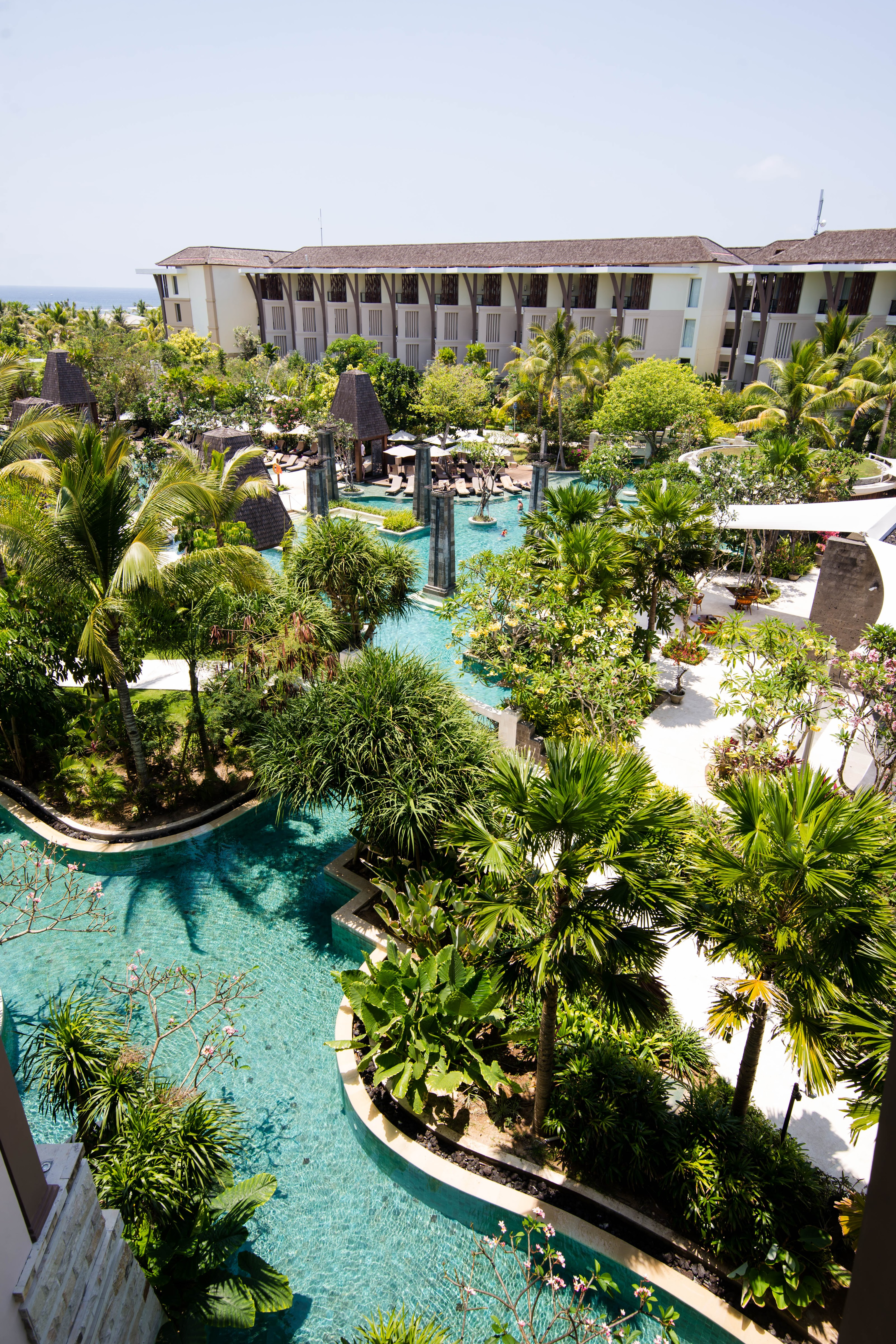 Bali Beach Hotel: Sofitel | Gina Chong