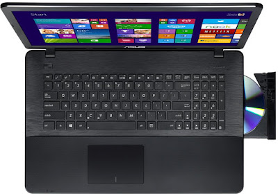 Asus E751JF-T2032H