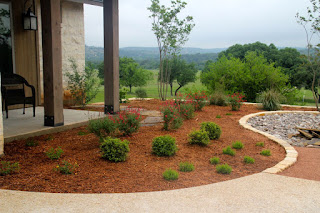 Rock walls, Rock Borders, Burroughs Landscaping