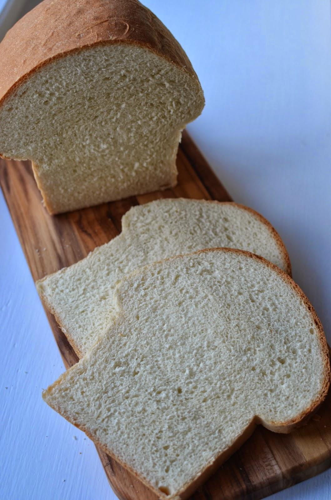 White Bread Recipe By Hand