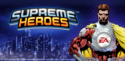 Download Game Supreme Heroes Khusus Android Terbaru