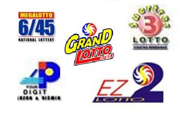 Philippine Lotto Results 6 55