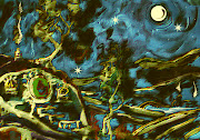 Bag End the Shire Starry night. Posted by Joe Gilronan at 2:40 PM No .