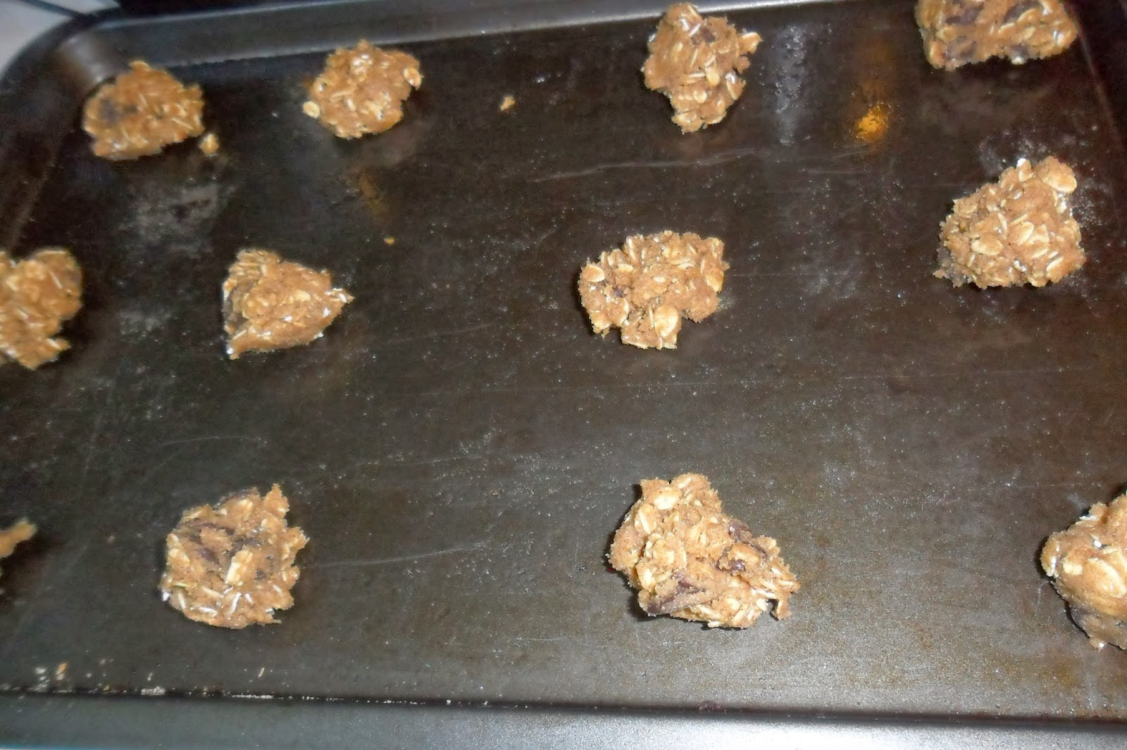 Printcess: Cardamom Oatmeal Chocolate Chip Cookies