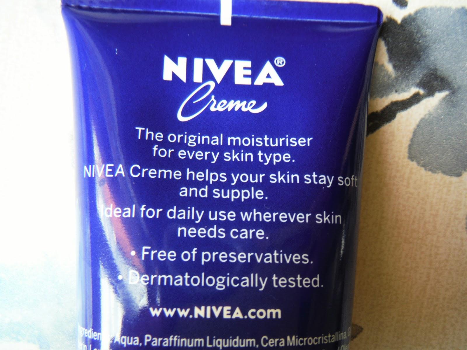 Nivea Creme What I Use For Night Cream Soft 100ml Lauren