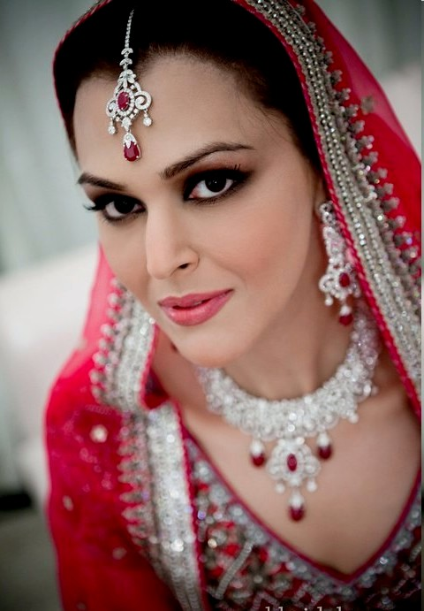 She 9 Style: Beautiful Bridal Faces Bridal Makeup ...