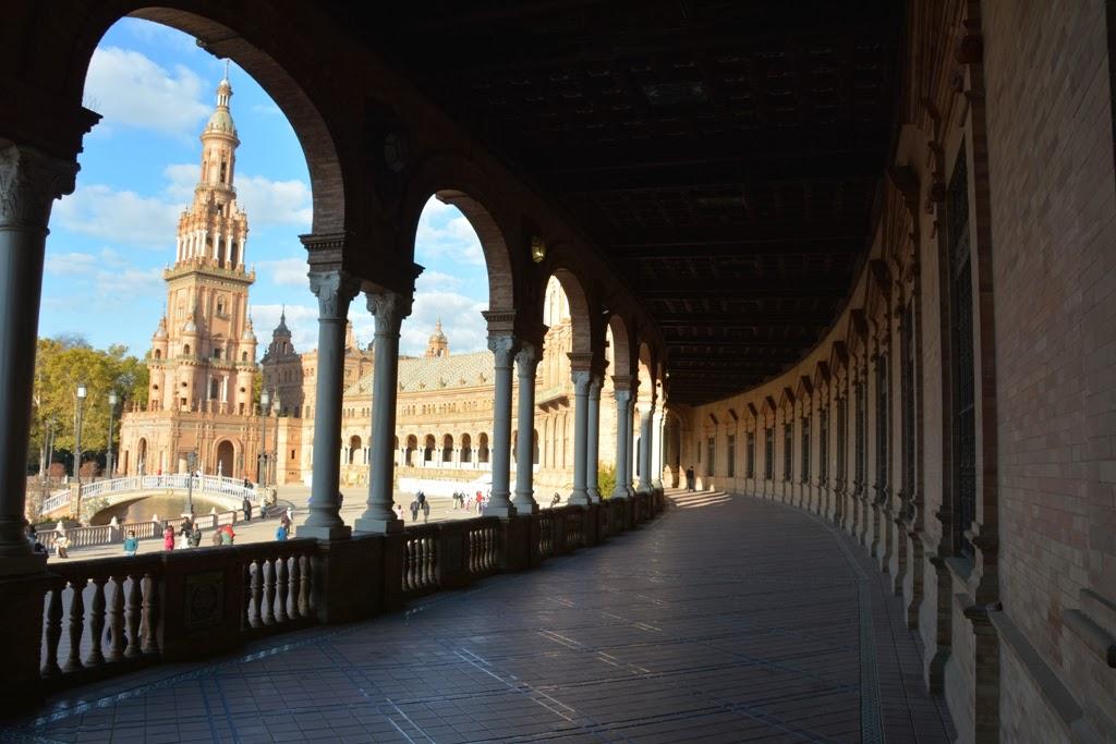 Plaza Espagna Sevilla