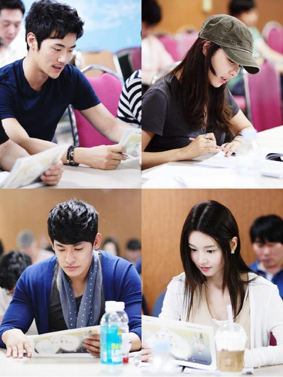 Drama komedi romantis yang bakal cukup segar untuk disimak. Haeundae