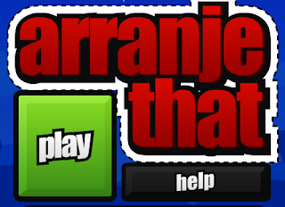 Arranje that flash game review