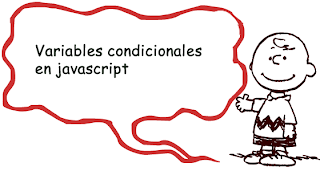 Variables condicionales en javascript