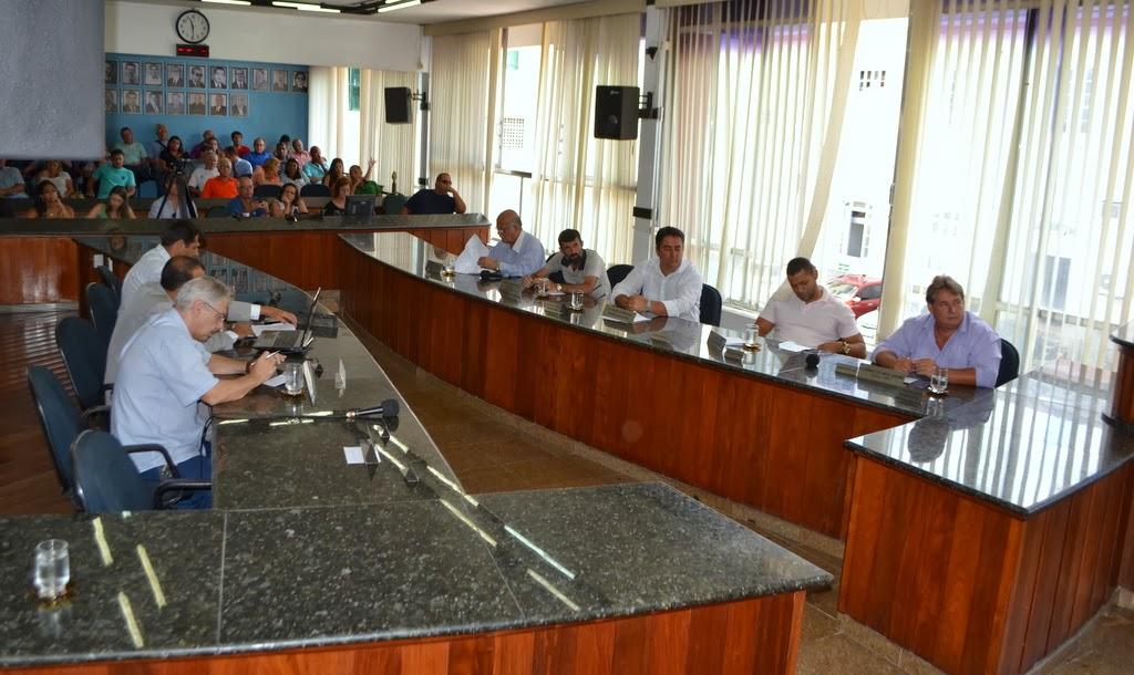 Vereadores aprovam mudança de dia e horário das Sessões Ordinárias da Câmara de Teresópolis