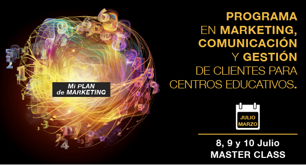 Realiza tu propio plan de Marketing educativo para tu Colegio