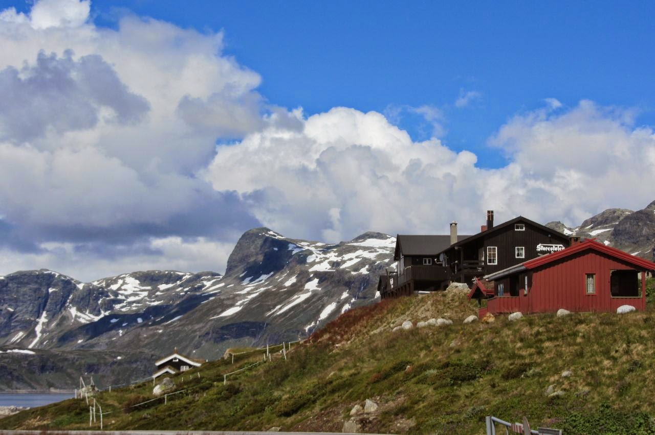 Noorwegen Hardangervidda