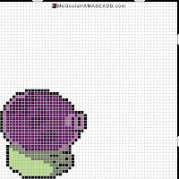 hama beads mini puff-shroof