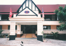 Front View of Homeopathic Centre at Kelantan