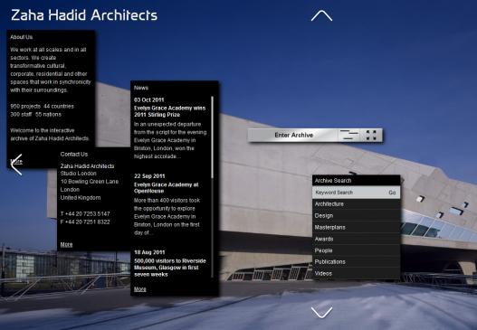 Architecture hub - Application architecture ipad ...