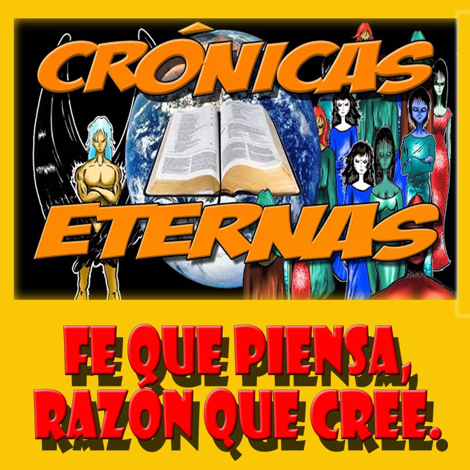 CRÓNICAS ETERNAS