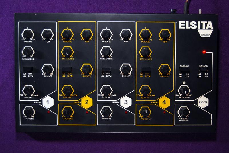 elsita drum machine