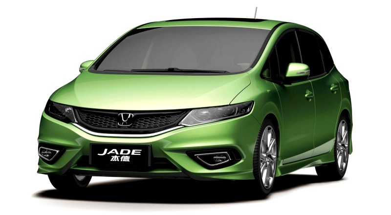 Honda Jade. Majalah Otomotif Online