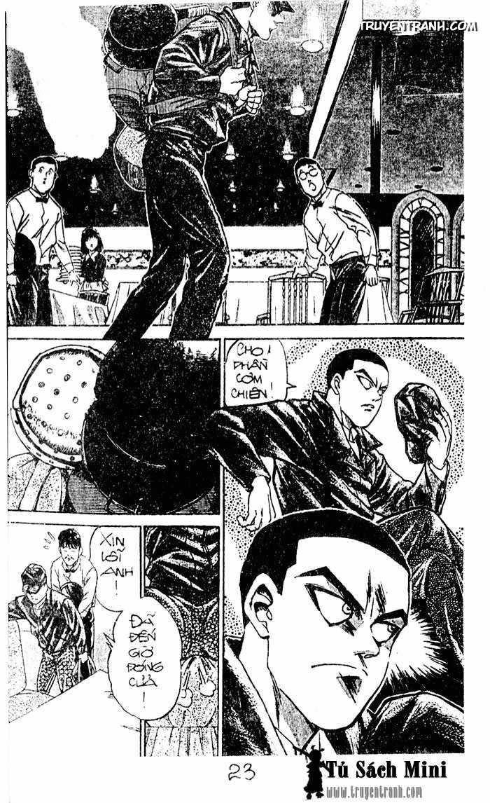Đầu bếp siêu đẳng (Iron Wok Jan) Chapter 1 - Trang 23