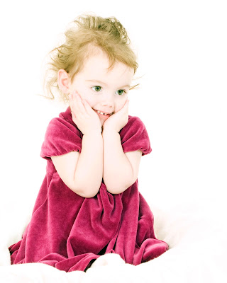 cute children, coy smile, photograph, portraits