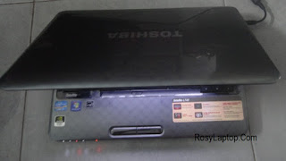 Toshiba Satellite L745 Core i3 VGA nVidia Win7 Ori