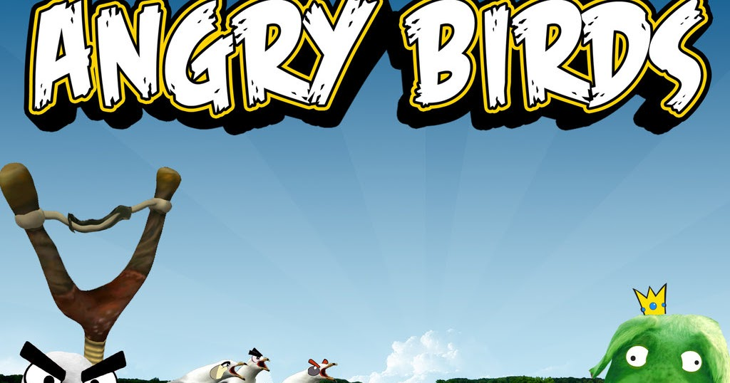 PPT Bird – I Saw, I Learned, I Share ...: Angry Birds ...