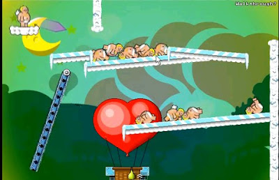 Super Cupid Shooter walkthrough.