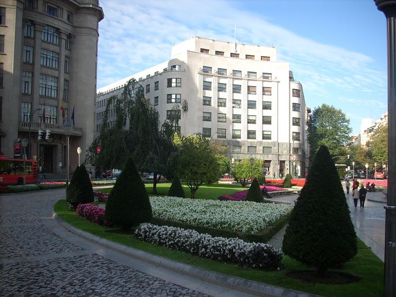 Los viajes de coco y etc bilbao guggenheim for El jardin portugalete