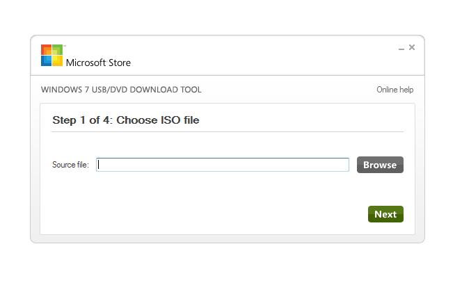 Pasar Windows 7 a USB Pendrive para instalar en Netbooks