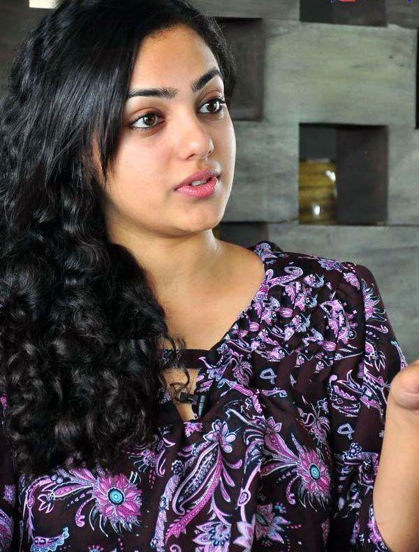 Nitya Menon  Telugu Actress Latest Cute Stills Photogallery sexy stills
