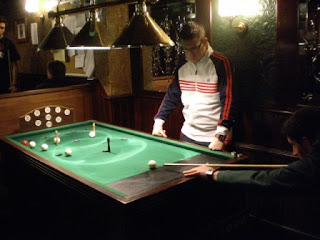Bar Billiards in Southsea