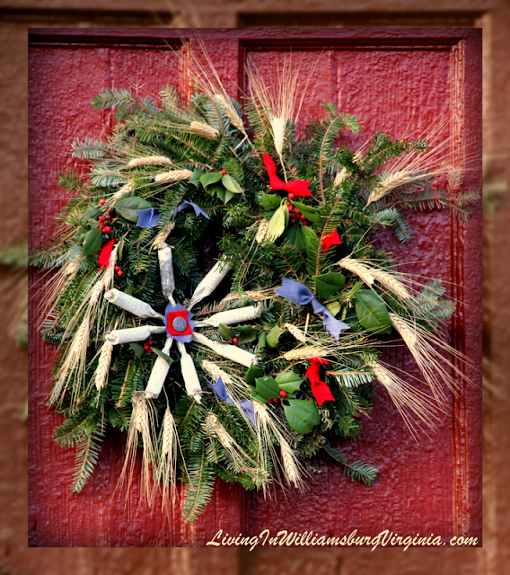 Living In Williamsburg, Virginia: Colonial Christmas