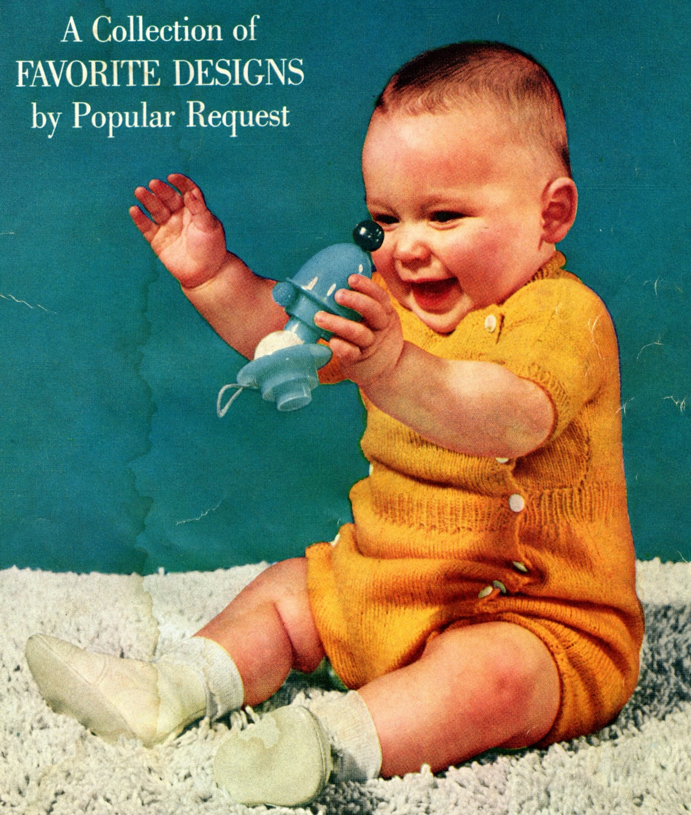 Donna\'s Crochet Designs Blog of Free Patterns: Free Vintage Pattern ...